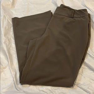 Light brown slack